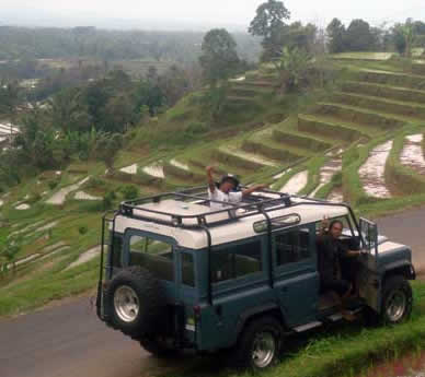 road transport to Virunga National park